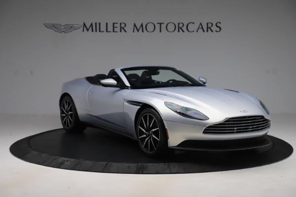 New 2020 Aston Martin DB11 Volante Convertible for sale $240,411 at Alfa Romeo of Greenwich in Greenwich CT 06830 10