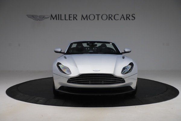 New 2020 Aston Martin DB11 Volante Convertible for sale $240,411 at Alfa Romeo of Greenwich in Greenwich CT 06830 11