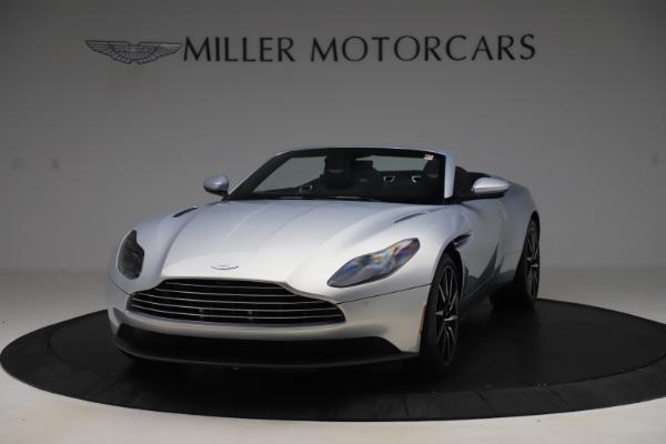 New 2020 Aston Martin DB11 Volante Convertible for sale $240,411 at Alfa Romeo of Greenwich in Greenwich CT 06830 12