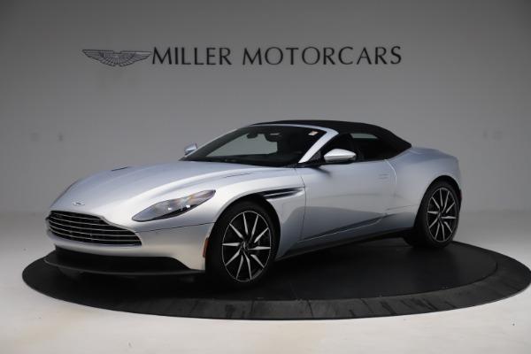 New 2020 Aston Martin DB11 Volante Convertible for sale $240,411 at Alfa Romeo of Greenwich in Greenwich CT 06830 13