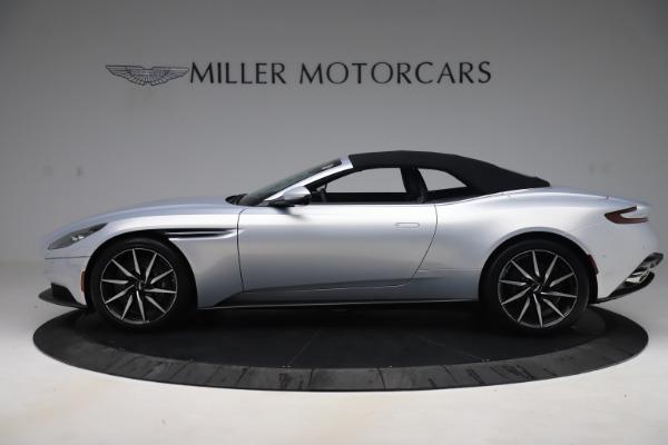 Used 2020 Aston Martin DB11 Volante Convertible for sale Sold at Alfa Romeo of Greenwich in Greenwich CT 06830 14