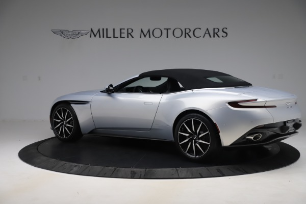 New 2020 Aston Martin DB11 Volante Convertible for sale $240,411 at Alfa Romeo of Greenwich in Greenwich CT 06830 15