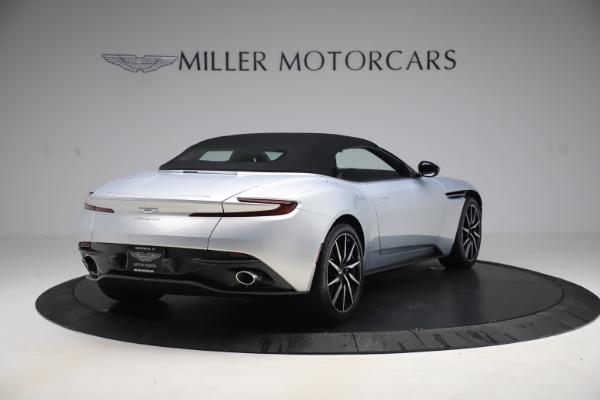 New 2020 Aston Martin DB11 Volante Convertible for sale $240,411 at Alfa Romeo of Greenwich in Greenwich CT 06830 16