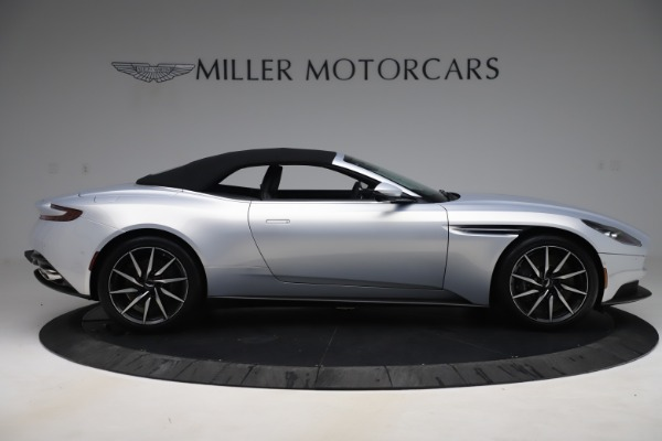 New 2020 Aston Martin DB11 Volante Convertible for sale $240,411 at Alfa Romeo of Greenwich in Greenwich CT 06830 17