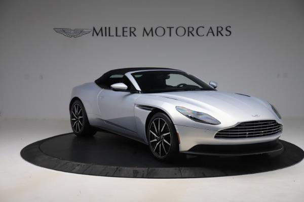 New 2020 Aston Martin DB11 Volante Convertible for sale $240,411 at Alfa Romeo of Greenwich in Greenwich CT 06830 18