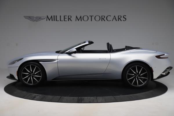 New 2020 Aston Martin DB11 Volante Convertible for sale $240,411 at Alfa Romeo of Greenwich in Greenwich CT 06830 2