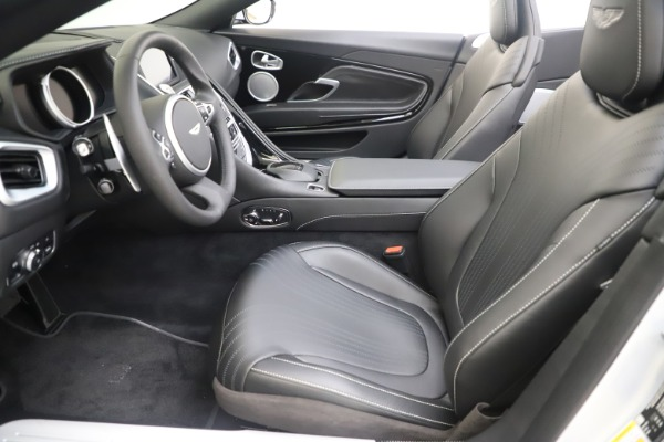 New 2020 Aston Martin DB11 Volante Convertible for sale $240,411 at Alfa Romeo of Greenwich in Greenwich CT 06830 20