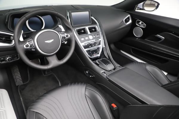 New 2020 Aston Martin DB11 Volante Convertible for sale $240,411 at Alfa Romeo of Greenwich in Greenwich CT 06830 21