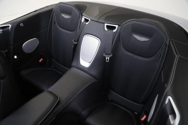 New 2020 Aston Martin DB11 Volante Convertible for sale $240,411 at Alfa Romeo of Greenwich in Greenwich CT 06830 23