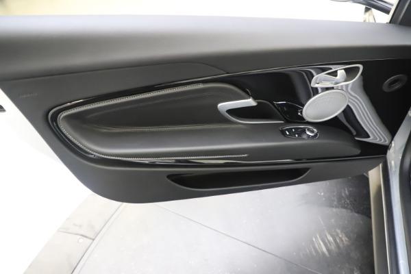 New 2020 Aston Martin DB11 Volante Convertible for sale $240,411 at Alfa Romeo of Greenwich in Greenwich CT 06830 24