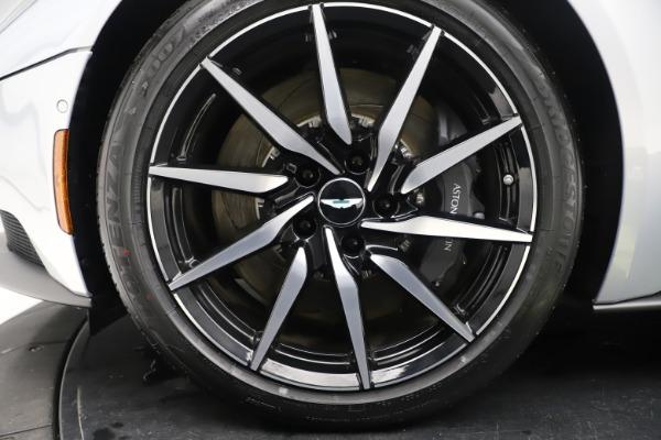 New 2020 Aston Martin DB11 Volante Convertible for sale $240,411 at Alfa Romeo of Greenwich in Greenwich CT 06830 25