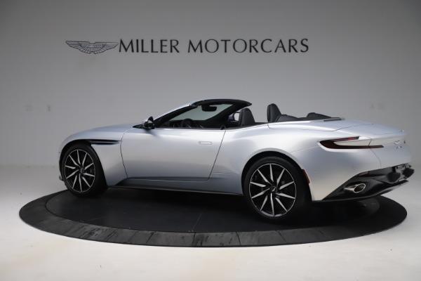 New 2020 Aston Martin DB11 Volante Convertible for sale $240,411 at Alfa Romeo of Greenwich in Greenwich CT 06830 3