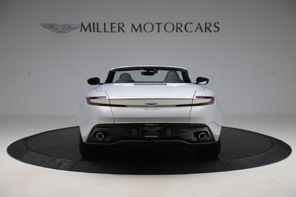 New 2020 Aston Martin DB11 Volante Convertible for sale $240,411 at Alfa Romeo of Greenwich in Greenwich CT 06830 5
