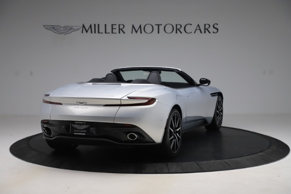 New 2020 Aston Martin DB11 Volante Convertible for sale $240,411 at Alfa Romeo of Greenwich in Greenwich CT 06830 6
