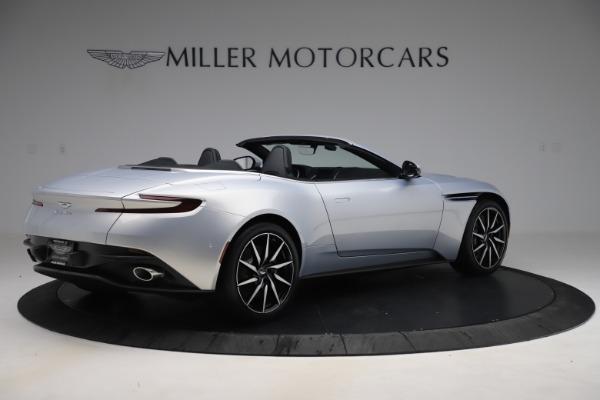 New 2020 Aston Martin DB11 Volante Convertible for sale $240,411 at Alfa Romeo of Greenwich in Greenwich CT 06830 7