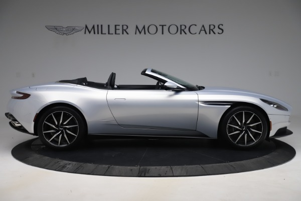 Used 2020 Aston Martin DB11 Volante Convertible for sale Sold at Alfa Romeo of Greenwich in Greenwich CT 06830 8
