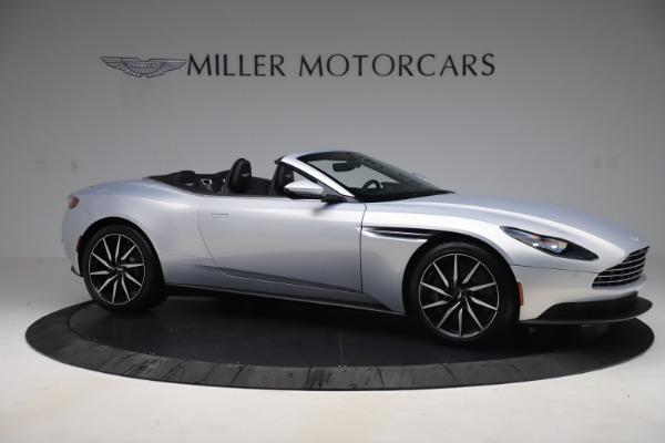 New 2020 Aston Martin DB11 Volante Convertible for sale $240,411 at Alfa Romeo of Greenwich in Greenwich CT 06830 9