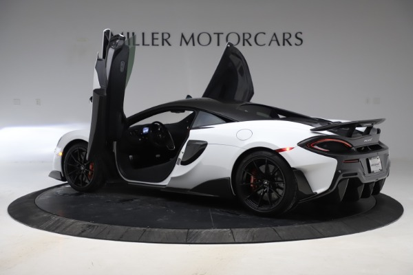 Used 2019 McLaren 600LT Coupe for sale Sold at Alfa Romeo of Greenwich in Greenwich CT 06830 11
