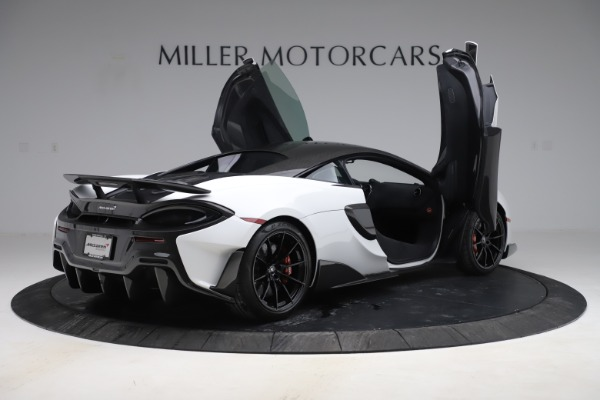 Used 2019 McLaren 600LT Coupe for sale Sold at Alfa Romeo of Greenwich in Greenwich CT 06830 13