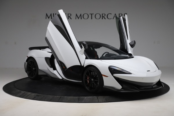Used 2019 McLaren 600LT Coupe for sale Sold at Alfa Romeo of Greenwich in Greenwich CT 06830 14