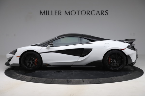 Used 2019 McLaren 600LT Coupe for sale Sold at Alfa Romeo of Greenwich in Greenwich CT 06830 2