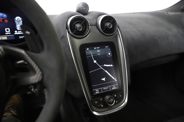 Used 2019 McLaren 600LT Coupe for sale Sold at Alfa Romeo of Greenwich in Greenwich CT 06830 22