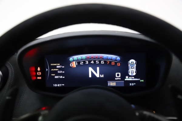 Used 2019 McLaren 600LT Coupe for sale $229,990 at Alfa Romeo of Greenwich in Greenwich CT 06830 23