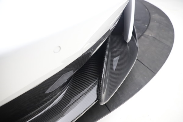 Used 2019 McLaren 600LT Coupe for sale Sold at Alfa Romeo of Greenwich in Greenwich CT 06830 27