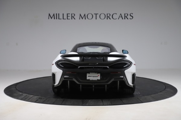 Used 2019 McLaren 600LT Coupe for sale $229,990 at Alfa Romeo of Greenwich in Greenwich CT 06830 4