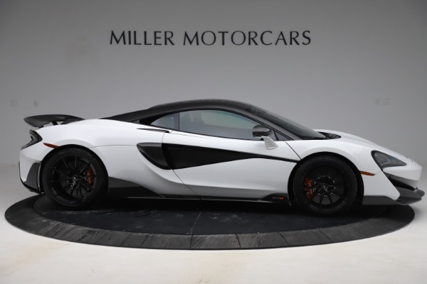 Used 2019 McLaren 600LT Coupe for sale $229,990 at Alfa Romeo of Greenwich in Greenwich CT 06830 6