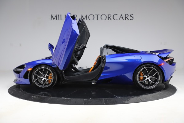 New 2020 McLaren 720S Spider Convertible for sale $364,090 at Alfa Romeo of Greenwich in Greenwich CT 06830 11