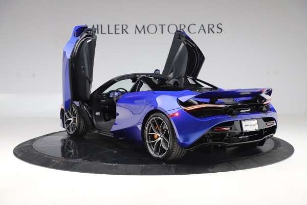 New 2020 McLaren 720S Spider for sale Sold at Alfa Romeo of Greenwich in Greenwich CT 06830 12