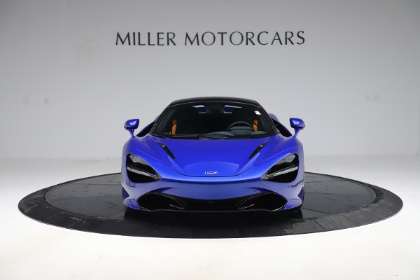 New 2020 McLaren 720S Spider for sale Sold at Alfa Romeo of Greenwich in Greenwich CT 06830 17