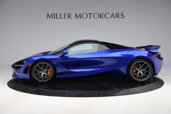 New 2020 McLaren 720S Spider Convertible for sale $364,090 at Alfa Romeo of Greenwich in Greenwich CT 06830 19