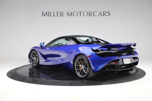 New 2020 McLaren 720S Spider Convertible for sale $364,090 at Alfa Romeo of Greenwich in Greenwich CT 06830 20