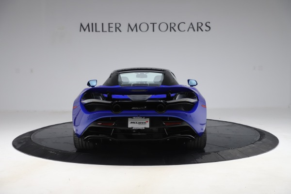 New 2020 McLaren 720S Spider Convertible for sale $364,090 at Alfa Romeo of Greenwich in Greenwich CT 06830 21