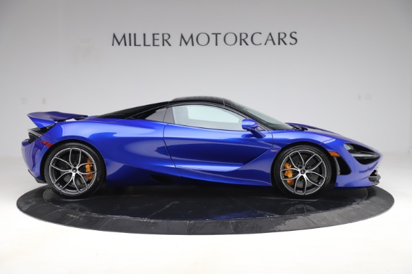 New 2020 McLaren 720S Spider Convertible for sale $364,090 at Alfa Romeo of Greenwich in Greenwich CT 06830 23