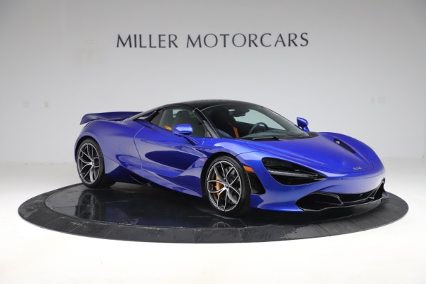 New 2020 McLaren 720S Spider Convertible for sale $364,090 at Alfa Romeo of Greenwich in Greenwich CT 06830 24