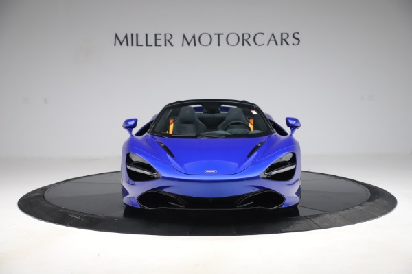 New 2020 McLaren 720S Spider Convertible for sale $364,090 at Alfa Romeo of Greenwich in Greenwich CT 06830 8