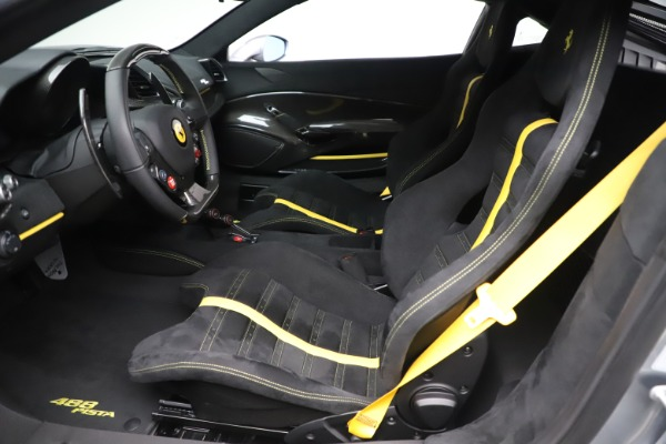 Used 2019 Ferrari 488 Pista for sale Sold at Alfa Romeo of Greenwich in Greenwich CT 06830 14