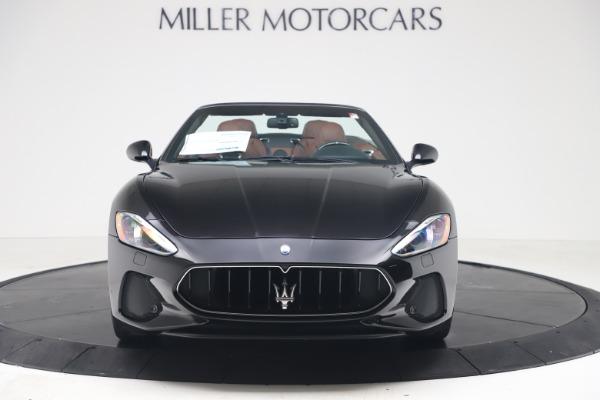 New 2019 Maserati GranTurismo Sport Convertible for sale Sold at Alfa Romeo of Greenwich in Greenwich CT 06830 12
