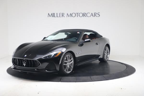 New 2019 Maserati GranTurismo Sport Convertible for sale Sold at Alfa Romeo of Greenwich in Greenwich CT 06830 13