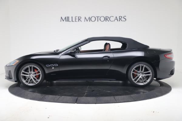 New 2019 Maserati GranTurismo Sport Convertible for sale Sold at Alfa Romeo of Greenwich in Greenwich CT 06830 14