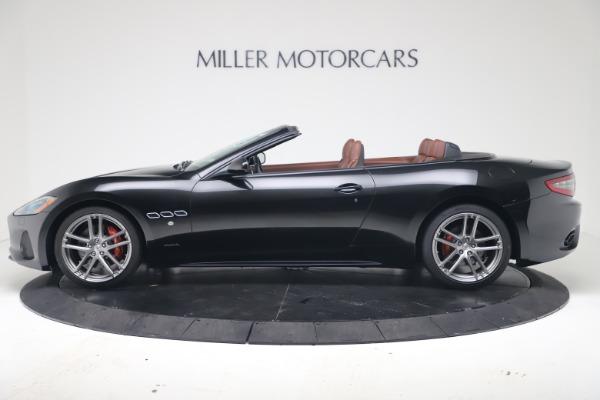 New 2019 Maserati GranTurismo Sport Convertible for sale Sold at Alfa Romeo of Greenwich in Greenwich CT 06830 3