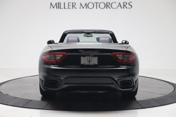 New 2019 Maserati GranTurismo Sport Convertible for sale Sold at Alfa Romeo of Greenwich in Greenwich CT 06830 6