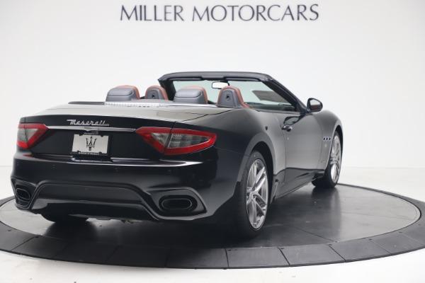 New 2019 Maserati GranTurismo Sport Convertible for sale Sold at Alfa Romeo of Greenwich in Greenwich CT 06830 7