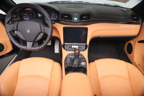 New 2019 Maserati GranTurismo Sport Convertible for sale Sold at Alfa Romeo of Greenwich in Greenwich CT 06830 22