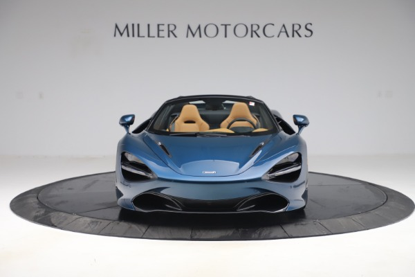 New 2020 McLaren 720S Spider Luxury for sale $380,835 at Alfa Romeo of Greenwich in Greenwich CT 06830 11