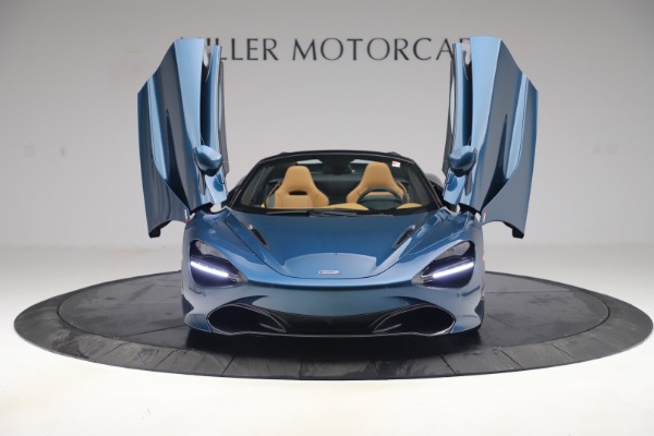 New 2020 McLaren 720S Spider Luxury for sale $380,835 at Alfa Romeo of Greenwich in Greenwich CT 06830 12