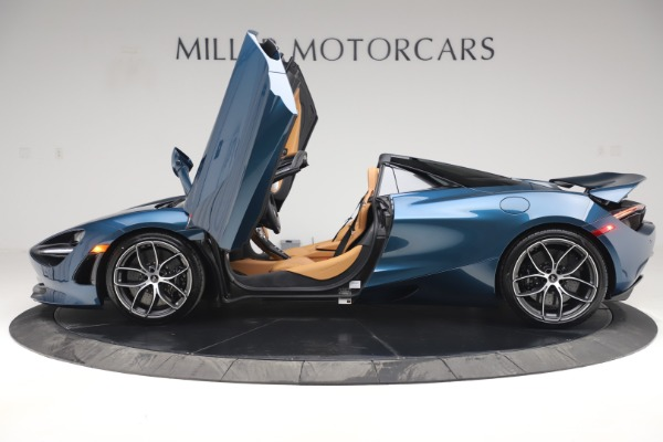 New 2020 McLaren 720S Spider Luxury for sale $380,835 at Alfa Romeo of Greenwich in Greenwich CT 06830 14
